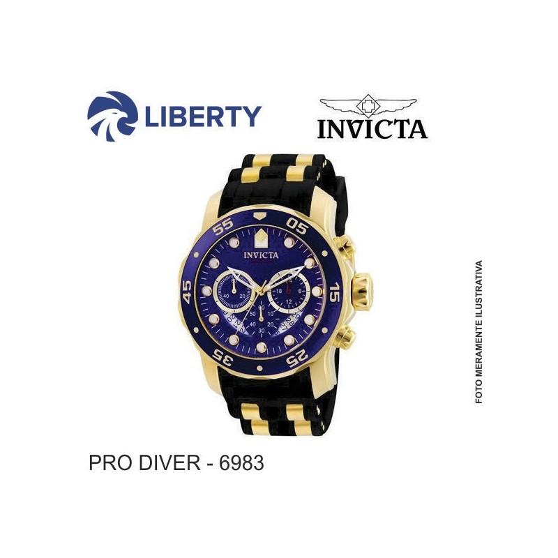a1c70778ff4 Invicta Pro Diver 6983 - LIBERTY IN WORLD