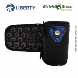 Joelheira Eletric Green Body