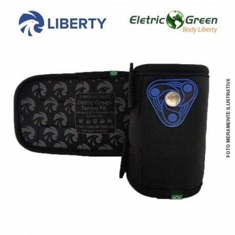 Joelheira Eletric Green Body