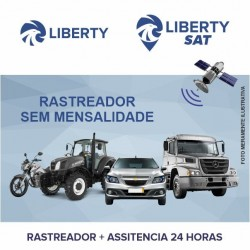 Rastreador LS 500 Liberty Sat