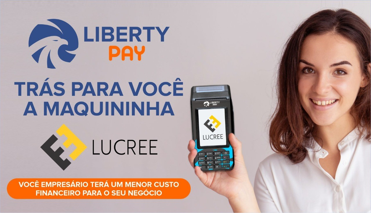 MAQUININHA LIBERTY PAY
